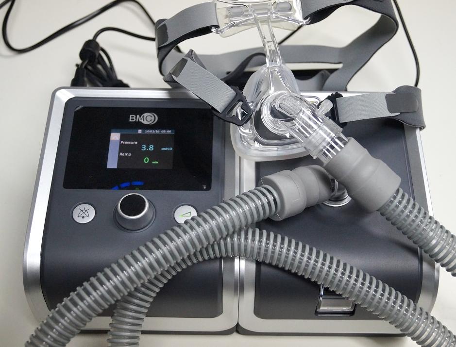 аппарат неинвазивной вентиляции легких
